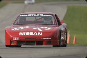 2003 SCCA National Champion first place Nissan race car